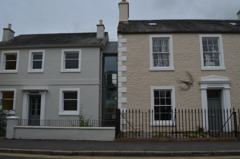 Cannonwalls & Claverhouse WASPS Studios - Kirkcudbright