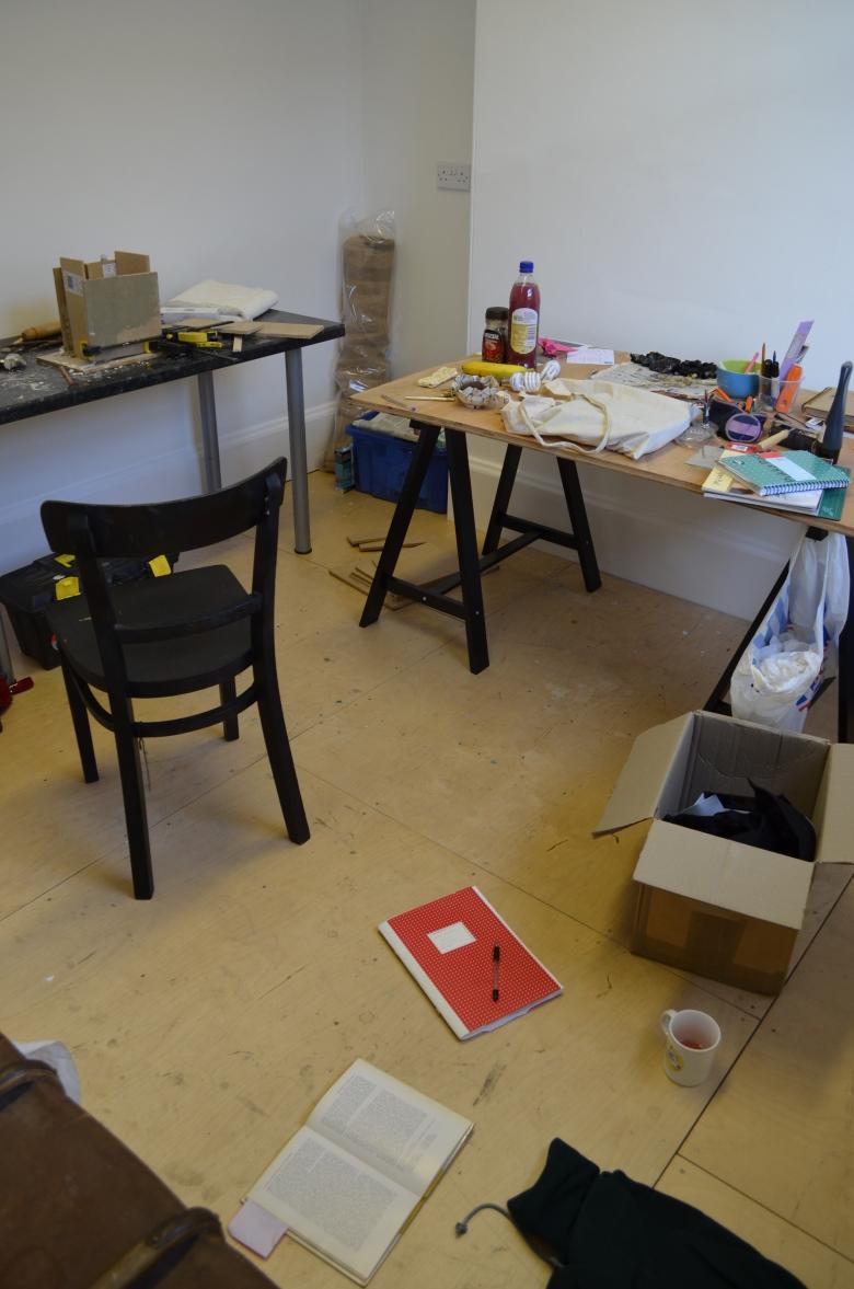Kirkcudbright Studio - Week One