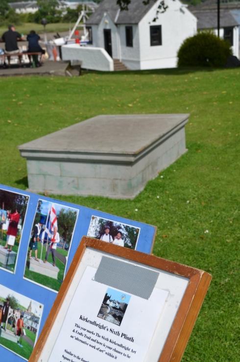 'Tate Kirkcudbright's Sixth Plinth