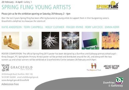 1116-14 2 Gracefield Invite Card Spring Fling Young Artists WEB-2