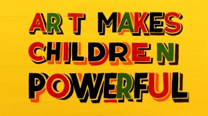 bob and roberta Art makes Children Powerful