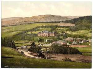 Dumfriesshire, Moffat Hydropathic