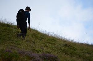 JW hill walk